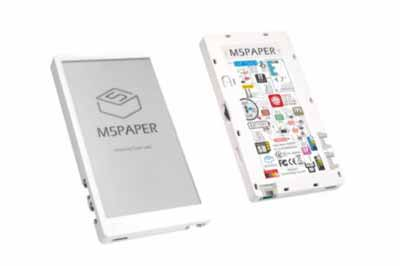 m5paper 1 - Electrogeek