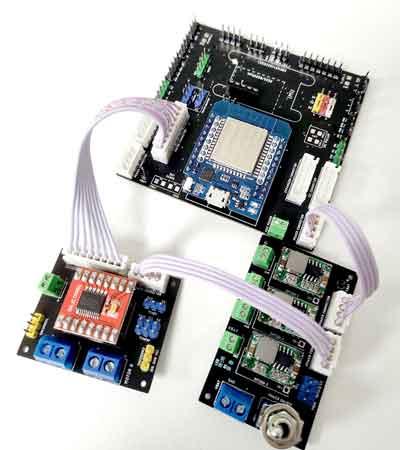OpenRobot V2 2 - Electrogeek